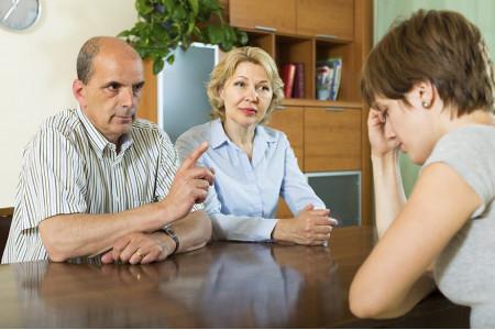 Диалоги с родителями