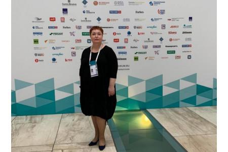 Как мыслят подростки и какое образование эффективно для них: «Просвещение» принимает участие в Санкт-Петербургском культурном форуме