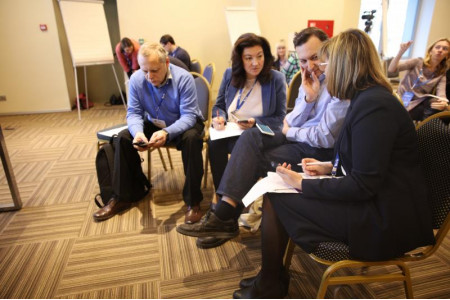 Время становиться первыми: подготовка кадров для цифровой экономики стала основной темой 1-й Международной педагогической конференции