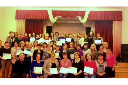 Курсы повышения квалификации учителей английского языка в Оренбургской области. 2 сессия