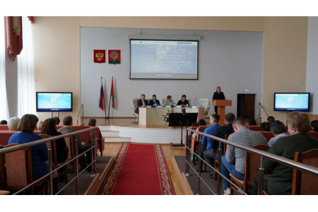 В Липецке состоялся Всероссийский семинар по естественнонаучному и математическому образованию