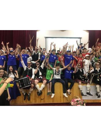Образовательная смена «Просвещения» завершила работу в Грозном