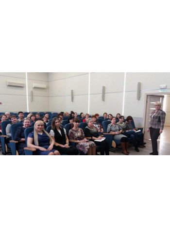 Авторский семинар в Хабаровске
