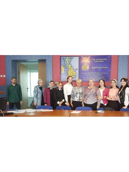Авторские семинары в Чеченской республике