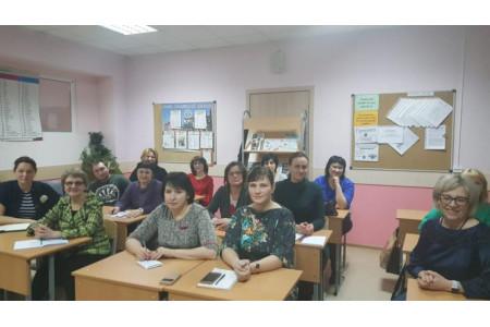 Авторский семинар для слушателей курсов повышения квалификации  ГАОУ ДПО г. Москвы МЦКПРО