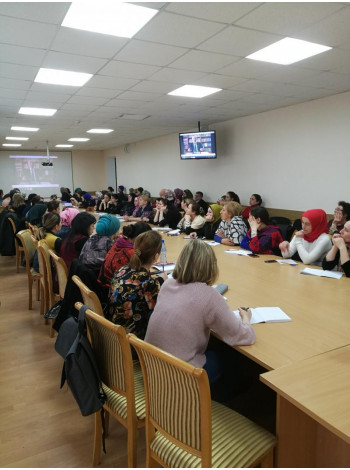 Авторский семинар в г. Махачкале (р. Дагестан)