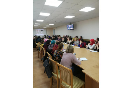 Авторский семинар в г. Краснодаре