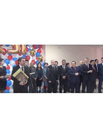Учебные и художественные издания «Просвещения» теперь есть в Калмыцкой этнокультурной гимназии имени Зая-Пандиты