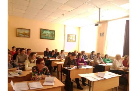 Центр лингвистического образования Группы компаний «Просвещение» провел заключительную обучающую сессию в Оренбургской области