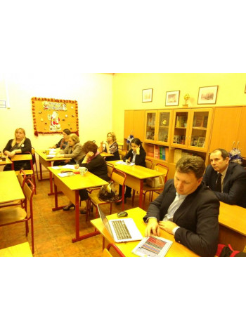 Методический семинар в г. Москве