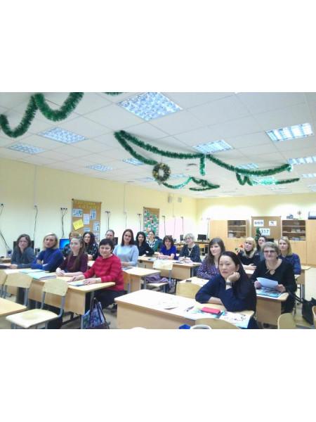 Методический  семинар для слушателей курсов повышения квалификации ГАОУ ДПО г. Москвы МЦКПРО