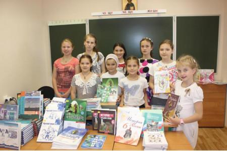 «Добрая школа на Сольбе» будет учиться по новым учебникам «Просвещения»