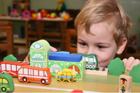 В Москве с начала года введены в эксплуатацию пять детских садов