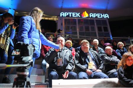 В «Артеке» проходит смена РОСГЕО и Лиги юных журналистов