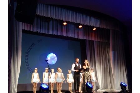В конкурсе «Воспитатель года России»-2017 победила хореограф из Орла Дарья Курасова