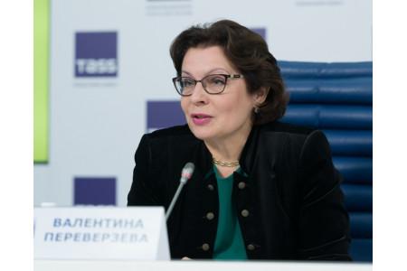 За предыдущие 4 года посетители «Вузпромэкспо» увидели около 7 тыс. проектов – Переверзева