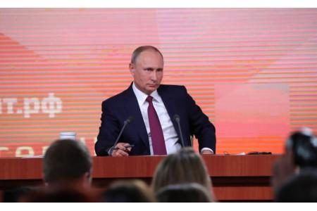 Все дети талантливы – Путин
