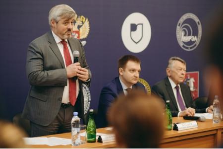 В Москве завершился всероссийский молодежный образовательный форум «Вектор Спасения»