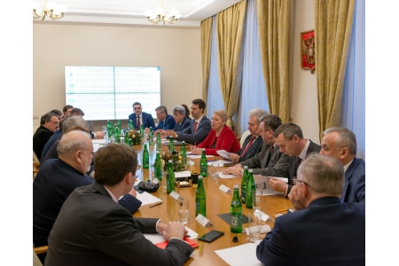 В Минобрнауки России прошло первое заседание Экспертного совета по гуманитарному знанию