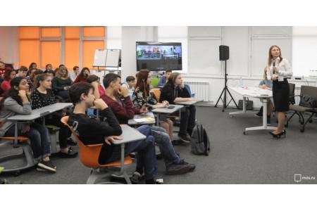 В Москве выбрали профессиональные курсы для молодежи