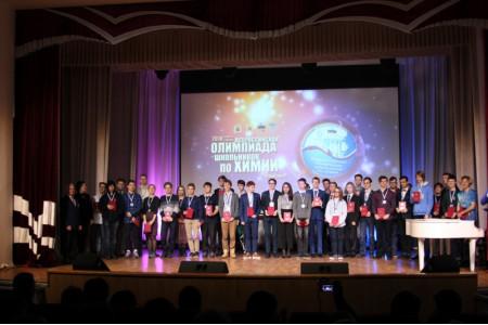 Ученики 19 столичных школ завоевали 44 диплома в финале Всероссийской олимпиады по химии