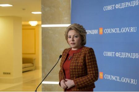 Валентина Матвиенко поддержала преобразование Минобрнауки России
