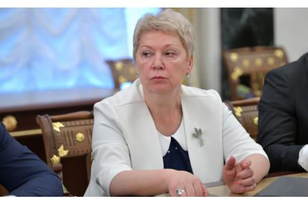 Ольга Васильева встретилась с активистами Российского движения школьников