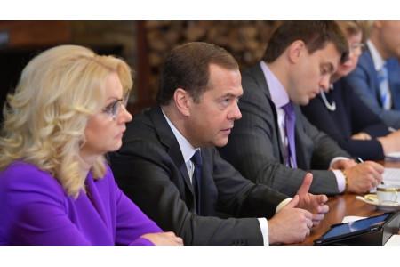 Необходимо обеспечить конкурентоспособность российского образования в мире – Медведев