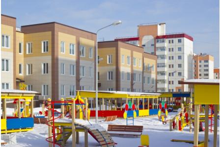В Москве за 9 месяцев 2018 года за счет внебюджетных средств введено 7 детсадов
