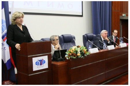 В Москве открылся Съезд преподавателей французского языка
