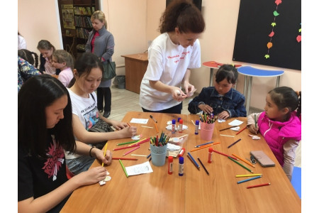 В Хакасии выбрали лучшего педагога-психолога