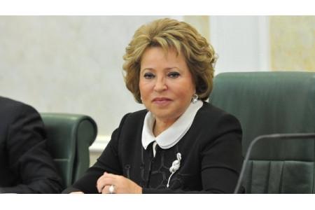 Инициатива проведения форума «Навстречу Десятилетию детства» очень востребована – Матвиенко