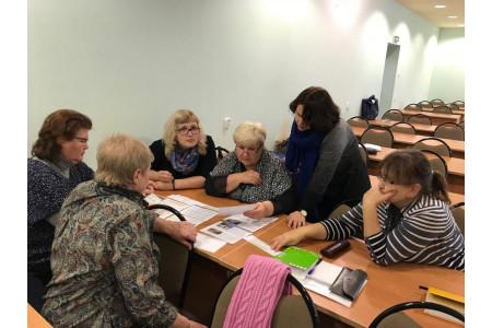 Авторские семинары М. А. Лытаевой в Великом Новгороде