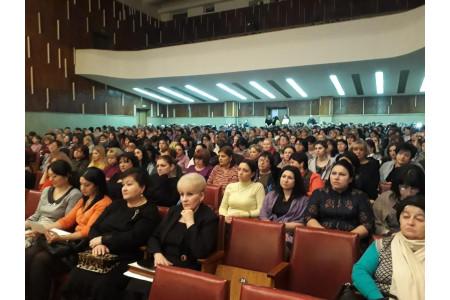 Во Владикавказе состоялась региональная конференция «Дошкольное образование сегодня: результаты, проблемы, перспективы»