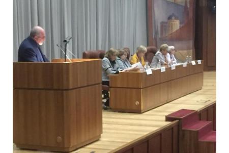 В Москве проходит III Всероссийский съезд дефектологов