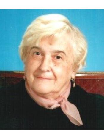 Умерла Анна Юдовская