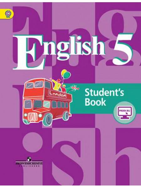 Английский язык. 5 класс. * [Торговый дом Просвещение]